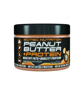 Peanut Butter+Protein