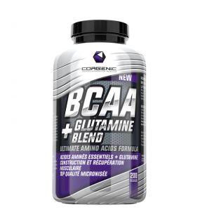 BCAA + GLUTAMINE BLEND