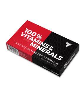 100 % VITAMINS & MINERALS