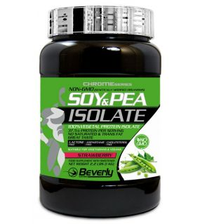 SOY & PEA ISOLATE