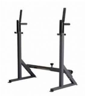 BENCH AND SQUAT RACK