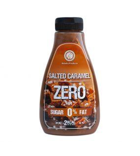 SALTED CARAMEL SAUCE ZERO