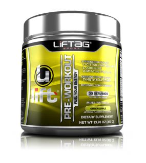 Ulift pre-workout