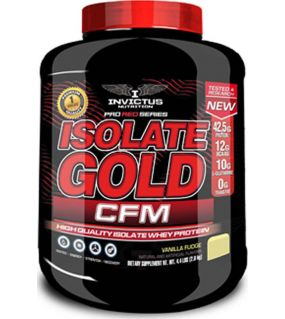 Isolat Gold CFM